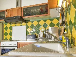 cuisine location de vacances de Maxime